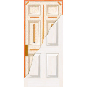 Flush Wood Composite Interior Doors Stokkelandfo Choice Image